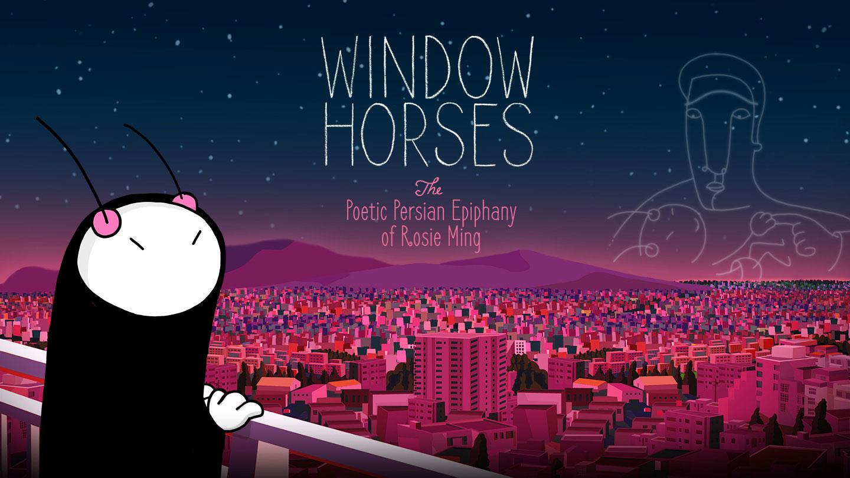 Window-Horses.